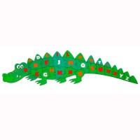 Пазл крокодил 'Кроко'