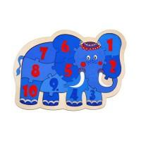 Пазл слонёнок 'Джамбо'