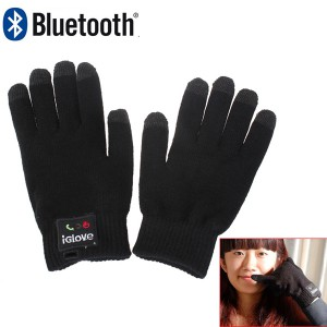 фото Перчатки IGlove bluetooth talking glove #3