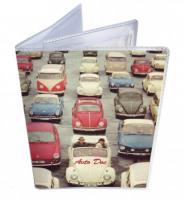 Подарок Обложка для водительских прав 'Трафик'