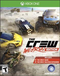 игра The Crew: Wild Run Xbox One