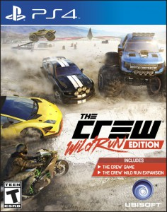 скриншот The Crew: Wild Run Edition PS4 - Русская версия #11