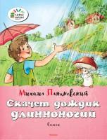 Книга Скачет дождик длинноногий