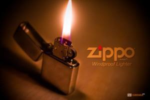 фото Зажигалка Zippo 'Man Woman Fire' #5