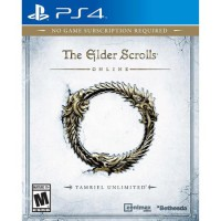 игра Elder Scrolls Online: Tamriel Unlimited PS4