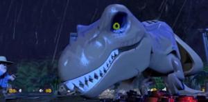 скриншот LEGO Jurassic World PS4 - LEGO Мир Юрского Периода - Русская версия #4