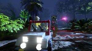 скриншот LEGO Jurassic World PS4 - LEGO Мир Юрского Периода - Русская версия #5