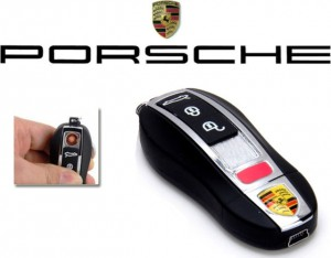 фото USB зажигалка Porsche #3