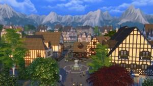 скриншот The Sims 4: Веселимся вместе (PS4) #2