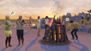 скриншот The Sims 4: Веселимся вместе (PS4) #7