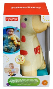 М'яка іграшка-нічник Fisher-Price 'Жирафа'