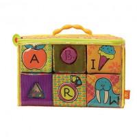 Кубики-сортеры 'ABC'