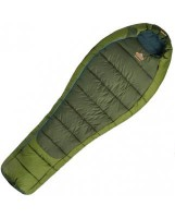 Спальный мешок Pinguin Comfort 185 зеленый L