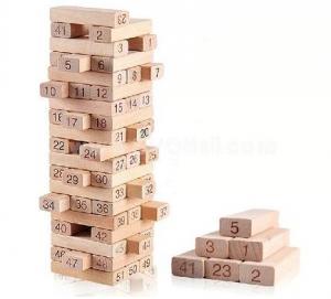 Деревянная головоломка 'Башня'