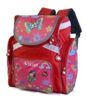 Подарок Детский рюкзак DERBY с ортопедической спинкой Бабочка