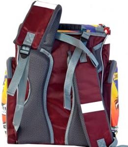 фото Детский рюкзак DERBY с ортопедической спинкой Диско #3