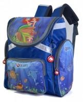 Подарок Детский рюкзак DERBY с ортопедической спинкой русалочка