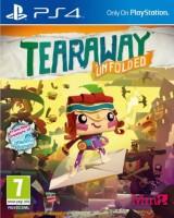 игра Tearaway Unfolded PS4