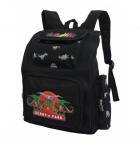 Подарок Детский рюкзак DERBY раскладной черный