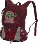 Подарок Детский школьный рюкзак DERBY бордовый
