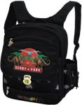 Подарок Детский школьный рюкзак DERBY черный