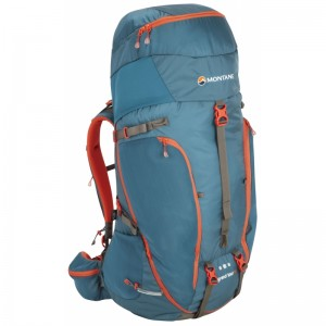 Рюкзак Montane 'Grand Tour 70' Moroccan Blue M/L