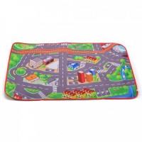 Игровой коврик для игры с машинками Majorette