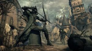 скриншот Bloodborne PlayStation Hits PS4 - Порождение крови - Русская версия #4