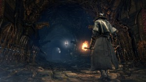 скриншот Bloodborne PlayStation Hits PS4 - Порождение крови - Русская версия #6