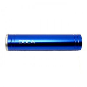 фото Мобильная батарея DOCA D536B 2600mah blue #2