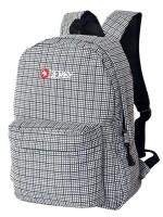 Рюкзак DERBY классический 'Серые квадраты'