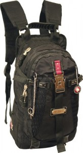 Рюкзак DERBY молодежный черный