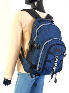фото Рюкзак DERBY молодежный 18L синий #3