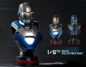 фото Коллекционный набор Железный человек 3 'Серия коллекционных бюстов' #9