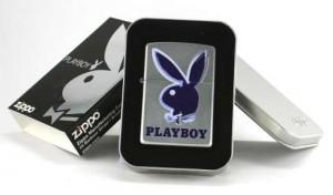 фото Зажигалка Zippo 'Playboy 3D' #2