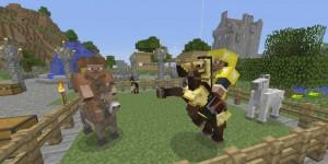 скриншот Minecraft: Story Mode #5