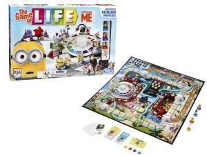 Настольная игра 'Жизнь. Серия Миньоны'
