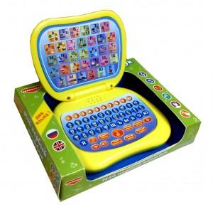 Детский обучающий компьютер 'Мой первый ноутбук'