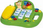Музыкальная игрушка 'Веселый телефон'