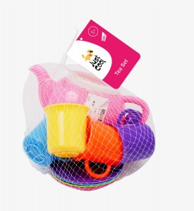 Набор игрушечной посуды для чаепития
