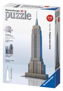 фото игрушки Пазл 'Небоскреб Empire State Building' #2
