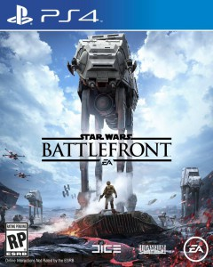 игра Star Wars: Battlefront PS4 - Русская версия