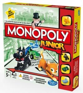 фото Настольная игра Hasbro 'Моя первая монополия' (укр, рус) (А6984) #2