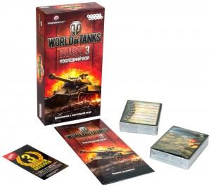 фото Настольная игра Hobby World 'World of Tanks Rush: Последний Бой' (1483) #2