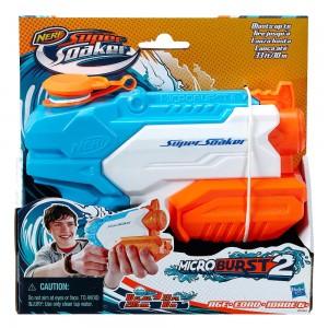 Водяной бластер Hasbro 'Супер Сокер. Микробёрст 2' (A9461)