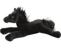 Мягкая игрушка 'Лошадь черная'