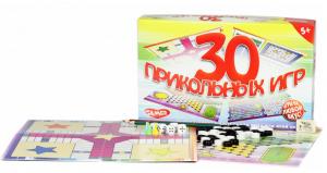 фото Настольная игра '30 прикольных игр' #3