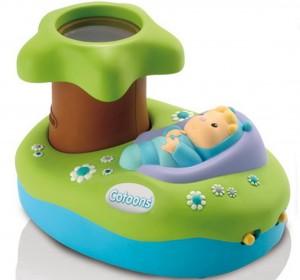 Детский ночник  с музыкой и проектором