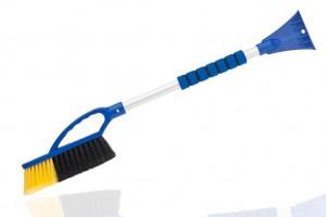 Подарок Скребок - щетка для лобового стекла Морж 72см