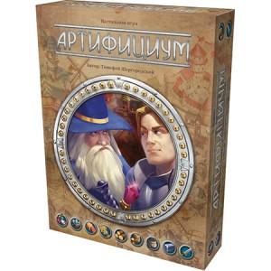 Настольная игра Стиль Жизни 'Артифициум' (320590)